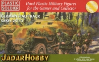Plastic Soldier WW2V20006 - SdKfz 251/D German Halftrack (1/72)
