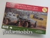 "Plastic Soldier 1/72 WW2V20022 SdKfz 250 ""Alte"" halftrack with variant options"