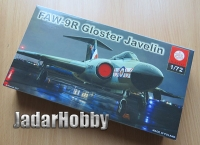ZTS Plastyk S-057 1/72 FAW-9R Gloster Javelin