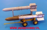 Plus Model AL4030 Missile Tiny Tim - long (1:48)