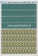 Print Scale 005-Camo Lozenge B. German  four color printed fabric (1/72)