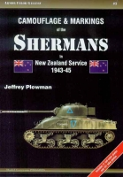 Progres ACG-03 Shermans in New Zealand Service 1943-45