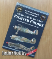Progres WCG #2 South African AF Fighter Colors vol.1