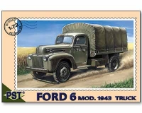 PST 72051 1/72 Ford 6 mod.1943