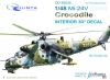 Quinta QD48026 1/48 Mi-24V (for Zvezda kit)