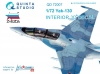 Quinta QD72007 1/72 Yak-130 (for Zvezda kit)