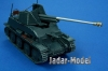 RB Model 48B026 1/48 7.62cm PaK36(r) early model Sd.Kfz.139 Marder III