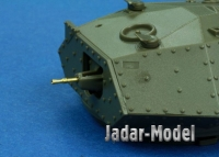 RB Model 48B031 1/48 7,92mm BESA (2 szt.)