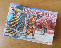 Red Box RB72035 1/72 Chinese Boxers (Boxer Rebellion 1900)