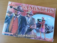 Red Box RB72036 1/72 Gangsters