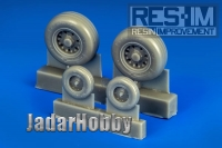 RES-IM 4809 1/48 Tornado Wheel Set