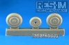 RES-IM 4822 1/48 Su-17/22 wheels set