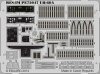 RES-IM PE72047 1/72 UH-60A (Hobby Boss)