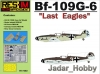 "RES-IM RI7202 1/72  Bf-109 G-6 ""Last Eagles"""