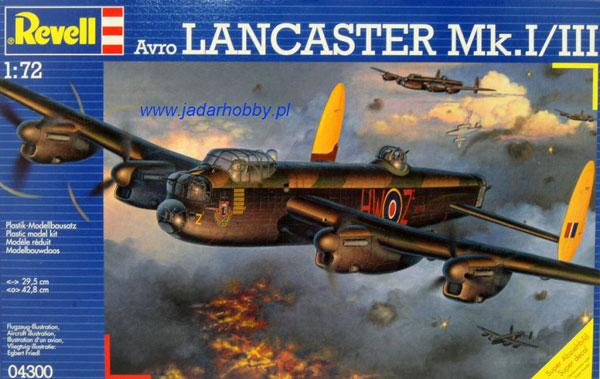 "Revell 04295 - Lancaster B.III ""Dambusters"" (1/72)"