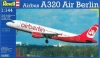 Revell 04861 1/144 Airbus A320 Air Berlin