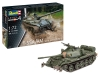 Revell 03328 1/72 T-55A/AM with KMT-6/EM