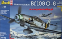 Revell 04665 Messerschmitt Bf109 G-6 Late & early version (1/32)