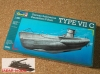 Revell 05093 1/350 German Submarine TYPE VII C