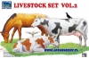 Riich Models RV35015 Livestock Set vol.2 (1:35)
