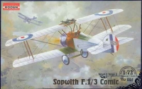 Roden 051 Sopwith F.1/3 Comic (1/72)
