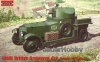 Roden 731 1/72 WWII British Armored Car (Pattern 1920 Mk.I)