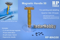 RP Toolz RP-MAG50 Magnetic handle with acrylic basement (1/48 and 1/72 scales)