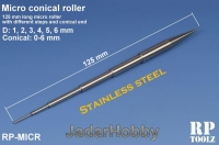 RP Toolz RP-MICR Micro Conical Roller
