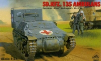 RPM 35057 1/35 Sd.Kfz.135 Ambulance, Stalingrad 1942