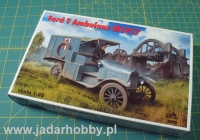 RPM 48002* 1/48 Ford T Ambulance M1917