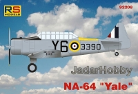 "RS Models 92208 1/72 NAA-64 ""Yale"""