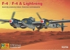 RS Models 92254 1/72 Lockheed P-38H Lightning