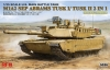 Rye Field Model RM-5026 M1A2 SEP ABRAMS TUSK I/TUSK II 2 IN 1 (full interior)
