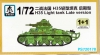 S-Model PS720178 1/72 H-35 Light Tank (Late version) (2 in the box)