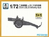 S-Model PS720190 1/72 15cm s.IG.33 Infantry Gun (2 in the box)