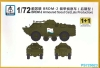 S-Model PS720023 1/72 BRDM-2 Armoured Scout Car (Late Production)