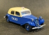 Citroen Traction 11 - TAXI Sajgon (1955) 1/43