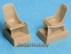 S.B.S Model 48009 1/48 Macchi C 202-205 Seats without harness