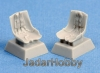S.B.S Model 48011 1/48 Macchi C 202-205 Seats with harness