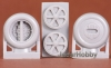 S.B.S Model 48048 1/48 Gloster Gladiator wheel set (spoked)