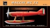 S.B.S Model 7015 1/72 Macchi MC 72 'World Speed Record'