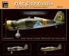 S.B.S Model 7018 1/72 Fiat G.50 Freccia Finnish Air Force