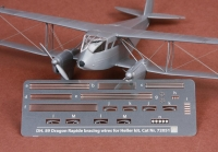 S.B.S Model 72051 1/72 DH-89 Dragon Rapide rigging wire set (Heller)
