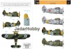 S.B.S Model D72003 1/72 Polikarpov I-153 Finnish Air Force WW II