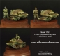 Scibor 72HM0003 1/72 Polish TKS tankette crew, September 1939 (set 1)