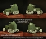 Scibor 72HM0028 1/72 Polish Wz.28 Conversion set 2