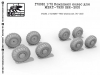 SG-Modelling F72081 1/72 MZKT-7930 wheels set (VI-203)