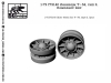 SG-Modelling F72140 1/72  Idler wheel for T-34, type 2 (2pcs.)