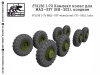 SG-Modelling F72156 1/72 MAZ-537 wheels set (VI-202), late