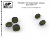 SG-Modelling F72158 1/72 ZIS-5 wheels set